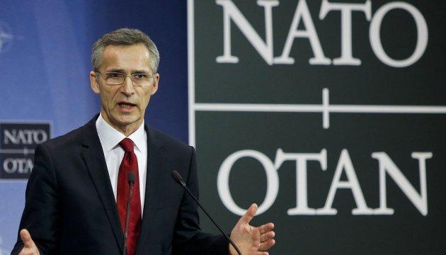 Столтенберг: Париж і Берлін порушать на саміті НАТО питання виконання
