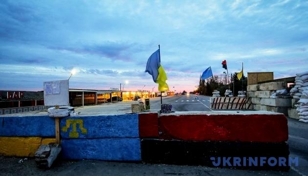 Іслямов пригрозив відновленням блокади Криму