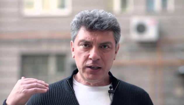 У жовтні в Україні покажуть фільм про Нємцова