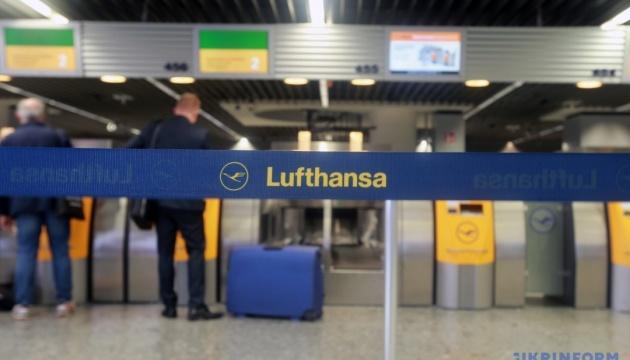 Пасажири Lufthansa зможуть здати тест на COVID-19 в аеропортах