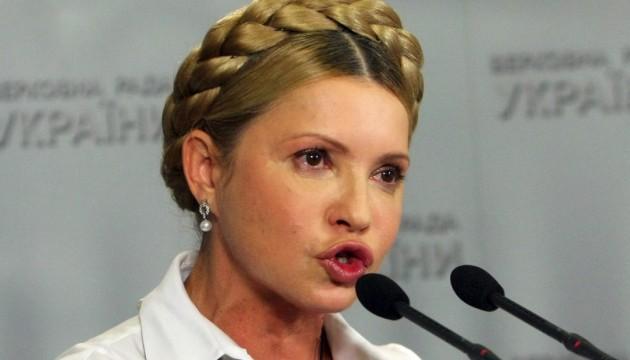 Тимошенко бере участь у Національному молитовному сніданку у США
