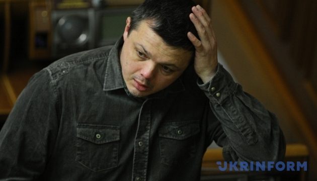Семенченко каже, що блокада Донбасу може перетворитися на