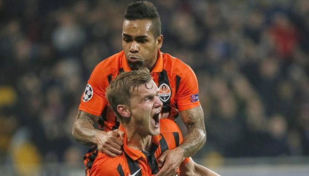 FC Shakhtar Donetsk face Anderlecht in 1/8 finals of Europa League