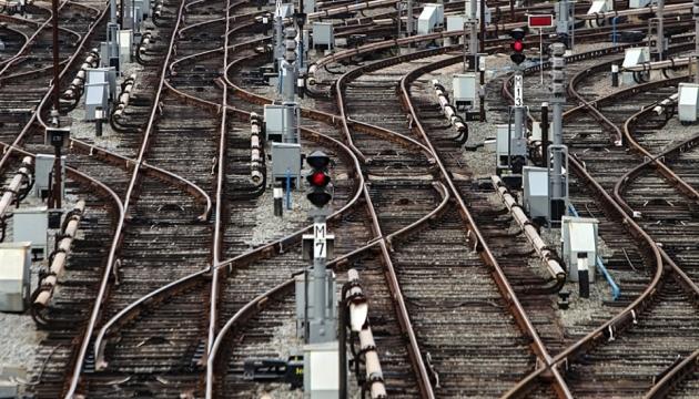 У Китаї потяг збив дев'ятьох працівників залізниці