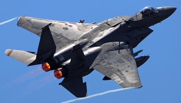 Американський винищувач збив сирійський військовий літак