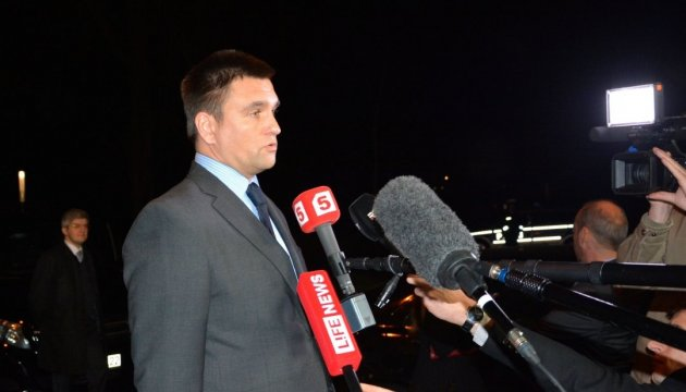 Normandy Four meeting to be held in Paris early February – Klimkin