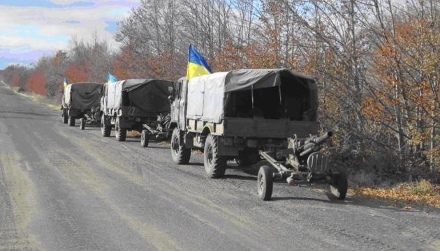 Сили АТО відбили атаку ДРГ поблизу Гранітного – 61 обстріл за добу
