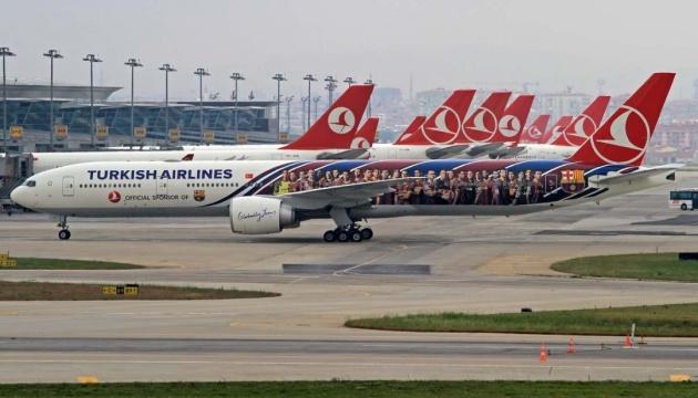 Turkish Airlines вводит дополнительные рейсы Львов-Стамбул