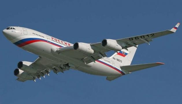 Российский самолет нарушил воздушную границу Эстонии