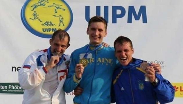 Українець визнаний кращим п'ятиборцем світу