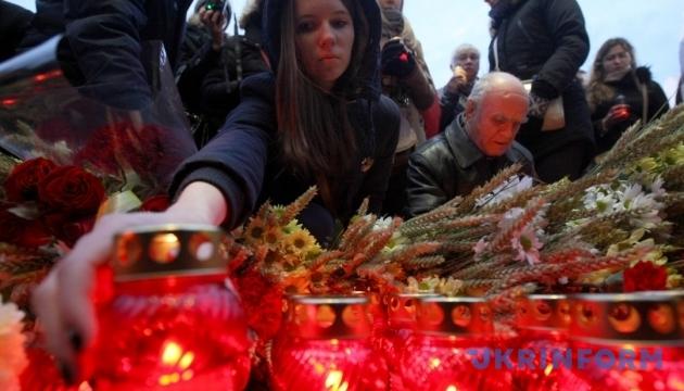 26 листопада - День пам'яті жертв голодоморів