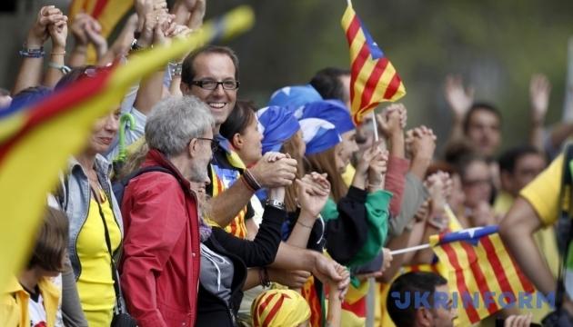 Конституционный суд заморозил закон о референдуме в Каталонии