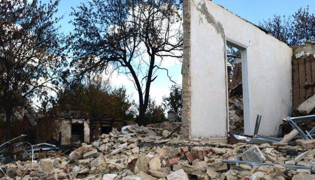 АТО:  терористи обстріляли Авдіївку за добу майже 20 разів