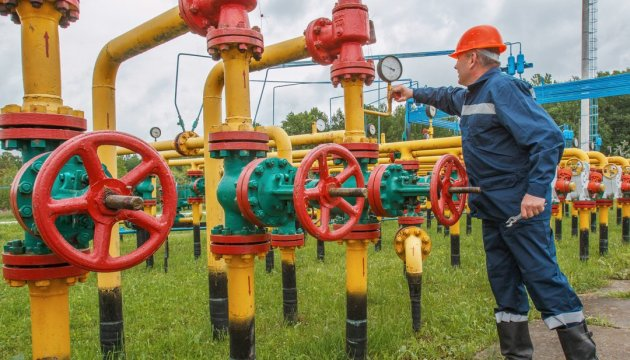 Ukraine increases volume of reverse gas flow from Poland, Slovakia