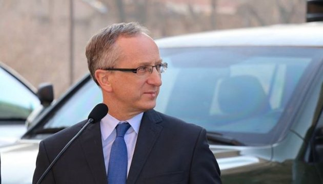 Tombinski: EU to allocate EUR 20 mln for transport projects in Ukraine