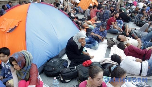 Європарламент створить штаб із надання притулку мігрантам