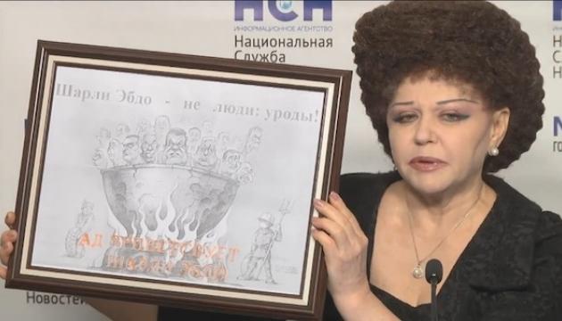 Плагиат на голубом глазу: при чем Янукович к Charlie Hebdo