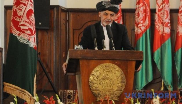 Президент Афганістану каже, що готовий передати владу наступнику після виборів
