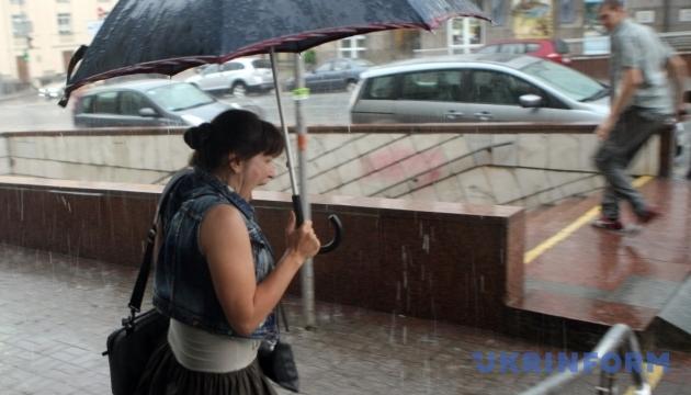 Завтра дощитиме по всій Україні