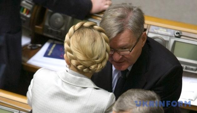 Немиря наполягає, що Тимошенко все ж запросили на конференцію Римського клубу