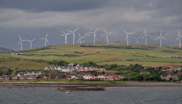 В Украине может появиться крупнейший в Восточной Европе парк ветроэнергетики на 500 мегаватт