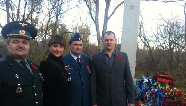 У Торонто вшанували українців, які служили у канадській армії