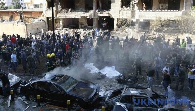 Вибухи в Бейруті: посольство в Лівані допомагає постраждалим українцям