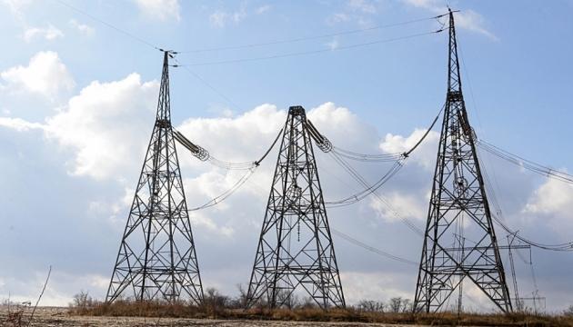 Друга лінія енергомосту не позбавила Крим режиму НС