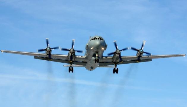 Біля узбережжя Сирії зник російський літак-розвідник