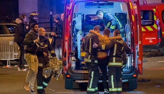 Кривава п'ятниця у Парижі: кількість жертв зростає