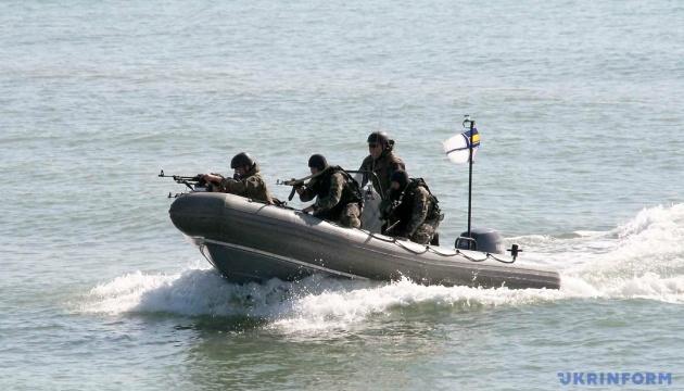 Украина усилила оборону побережья Черного и Азовского морей
