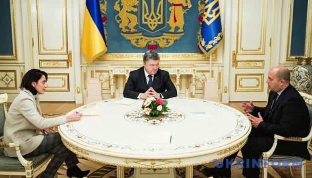 Порошенко дав громадянство головному антикорупціонеру в Нацполіції