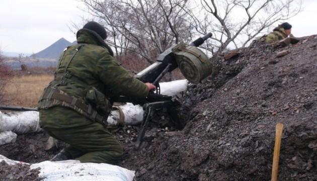 АТО: бойовики активізувалися на Луганському напрямку