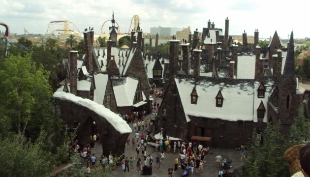 В Америке откроют еще один парк развлечений, посвященный Гарри Поттеру