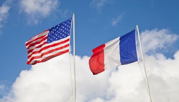 Міністри оборони США і Франції підписали документи про взаємодію