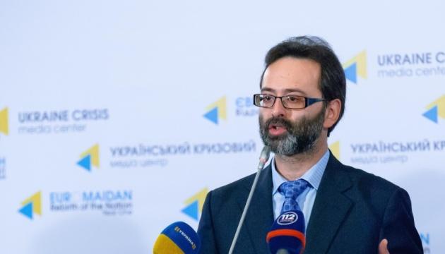 Georgy Logvynsky est réélu vice-président de l'APCE