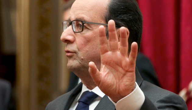 Hollande to discuss situation in Ukraine with Putin on sidelines of G20