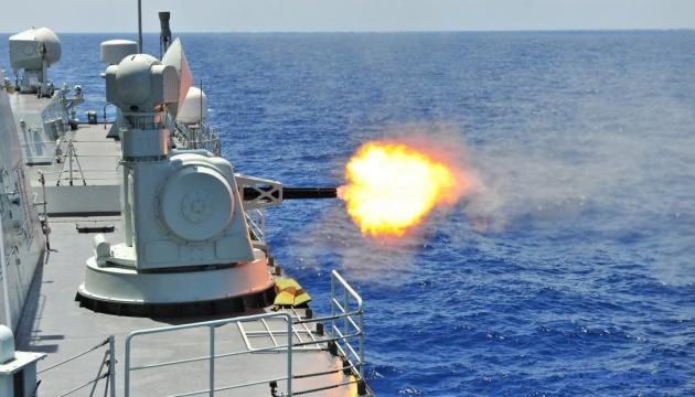 У Латвии снова заметили военные корабли РФ