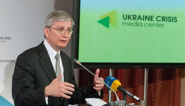 СКУ закликає світ посилити тиск на Росію через Авдіївку