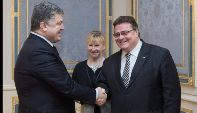 Lithuanian Foreign Minister visits Ukraine on March 15-16