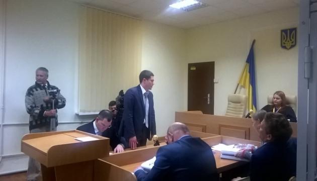 Розстріл Майдану: суд у справі екс-голови київської СБУ перенесли