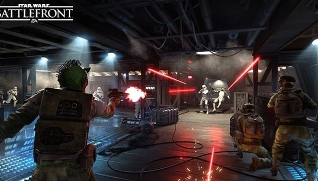 Вийшла у продаж нова відеогра з всесвіту «Зоряних війн».