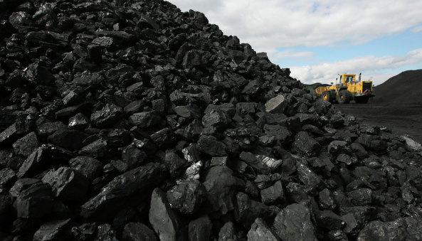 Ukraine reduced coal production by 2.9% in H1 2017