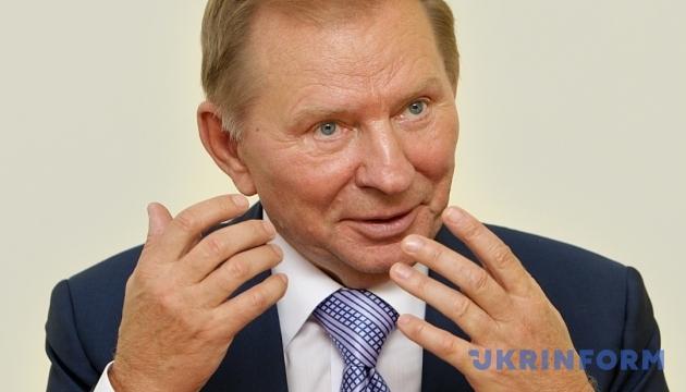 Koutchma précise le sujet principal de la prochaine réunion de Porochenko avec Merkel et Macron