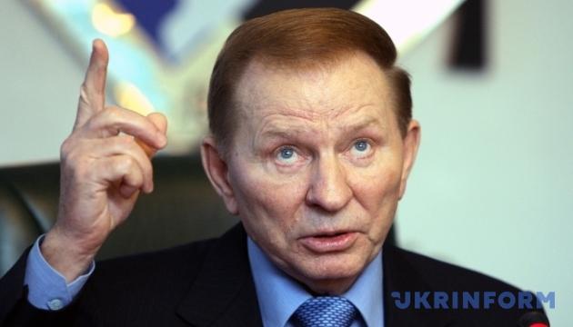 Кучма розповів про стан переговорів щодо Донбасу
