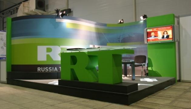Russia Today France вынесли предупреждение за фейковый сюжет по Сирии