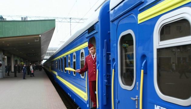 Укрзалізниця запускає швидкісний потяг Київ-Суми