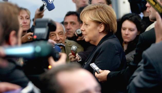 Берлин раскритиковал указ Трампа о беженцах