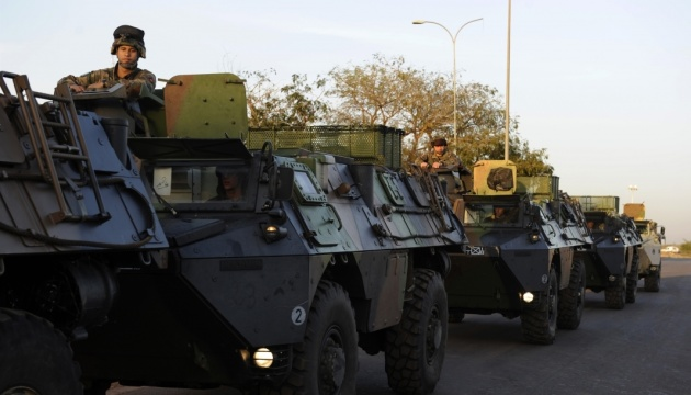 В Мали погибли двое французских военных