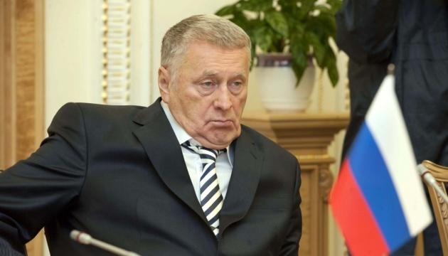 ГПУ склала підозру Жириновському через скандальні заяви про Крим і Донбас